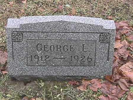 LEAMMAN, GEORGE L. - Champaign County, Ohio | GEORGE L. LEAMMAN - Ohio Gravestone Photos