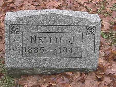 LEAMMAN, NELLIE J. - Champaign County, Ohio | NELLIE J. LEAMMAN - Ohio Gravestone Photos