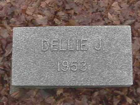 LEMMON, DELLIE J. - Champaign County, Ohio | DELLIE J. LEMMON - Ohio Gravestone Photos