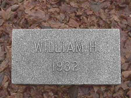 LEMMON, WILLIAM H. - Champaign County, Ohio | WILLIAM H. LEMMON - Ohio Gravestone Photos