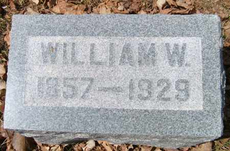 LEONARD, WILLIAM W. - Champaign County, Ohio | WILLIAM W. LEONARD - Ohio Gravestone Photos