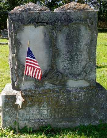 LIPPINCOTT, MARY - Champaign County, Ohio | MARY LIPPINCOTT - Ohio Gravestone Photos