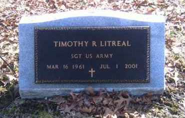 LITREAL, TIMOTHY - Champaign County, Ohio | TIMOTHY LITREAL - Ohio Gravestone Photos