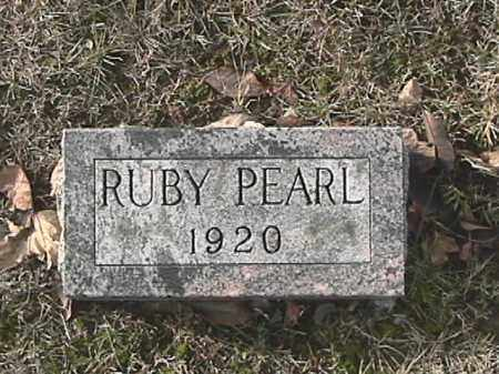 LONG, RUBY PEARL - Champaign County, Ohio | RUBY PEARL LONG - Ohio Gravestone Photos