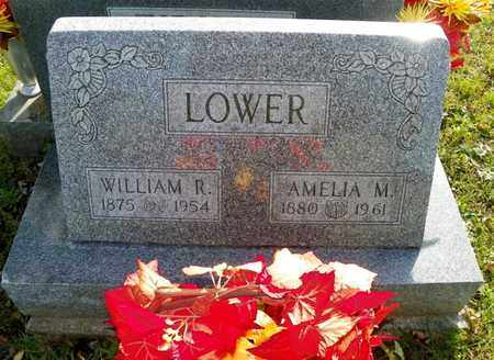 LOWER, AMELIA M. - Champaign County, Ohio | AMELIA M. LOWER - Ohio Gravestone Photos