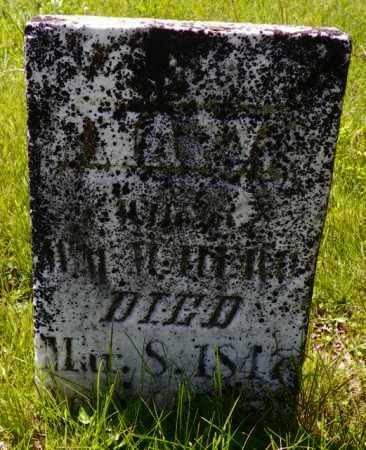 MARTZ, MARY - Champaign County, Ohio | MARY MARTZ - Ohio Gravestone Photos