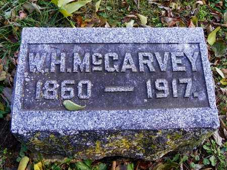 MCGARVEY, W. H. - Champaign County, Ohio | W. H. MCGARVEY - Ohio Gravestone Photos