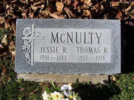 MCNULTY, JESSIE - Champaign County, Ohio | JESSIE MCNULTY - Ohio Gravestone Photos