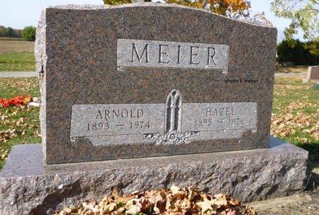 ALLEN MEIER, HAZEL - Champaign County, Ohio | HAZEL ALLEN MEIER - Ohio Gravestone Photos