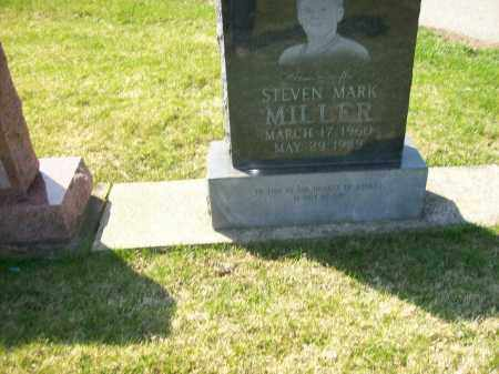 MILLER, STEVEN MARK - Champaign County, Ohio | STEVEN MARK MILLER - Ohio Gravestone Photos