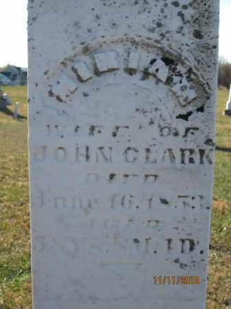 MCKIBBEN MIRIAM, CLARK - Champaign County, Ohio | CLARK MCKIBBEN MIRIAM - Ohio Gravestone Photos