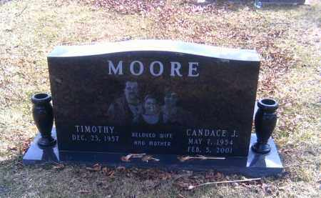 MOORE, TIMOTHY - Champaign County, Ohio | TIMOTHY MOORE - Ohio Gravestone Photos