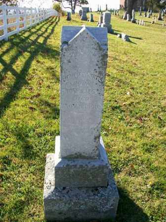 MOOTS, JENNIE - Champaign County, Ohio | JENNIE MOOTS - Ohio Gravestone Photos