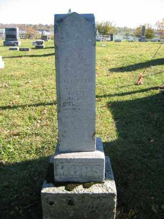 MOPS, CATHARINE - Champaign County, Ohio | CATHARINE MOPS - Ohio Gravestone Photos