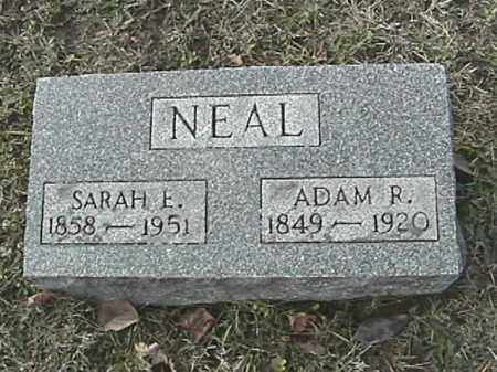 NEAL, ADAM RUSSELL - Champaign County, Ohio | ADAM RUSSELL NEAL - Ohio Gravestone Photos