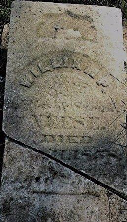 NEESE, WILLIAM P - Champaign County, Ohio   WILLIAM P NEESE - Ohio Gravestone Photos