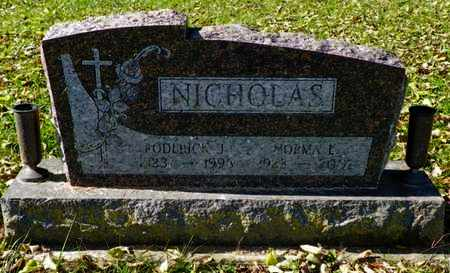 NICHOLAS, NORMA  L. - Champaign County, Ohio | NORMA  L. NICHOLAS - Ohio Gravestone Photos