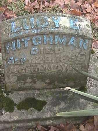 NITCHMAN, LUCY E. - Champaign County, Ohio | LUCY E. NITCHMAN - Ohio Gravestone Photos