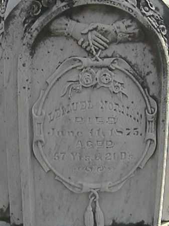 NORMAN, LEMUEL - Champaign County, Ohio | LEMUEL NORMAN - Ohio Gravestone Photos