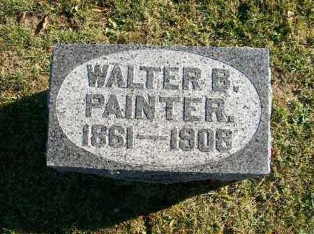 PAINTER, WALTER B. - Champaign County, Ohio | WALTER B. PAINTER - Ohio Gravestone Photos