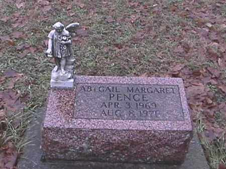 PENCE, ABIGAIL MARGARET - Champaign County, Ohio | ABIGAIL MARGARET PENCE - Ohio Gravestone Photos