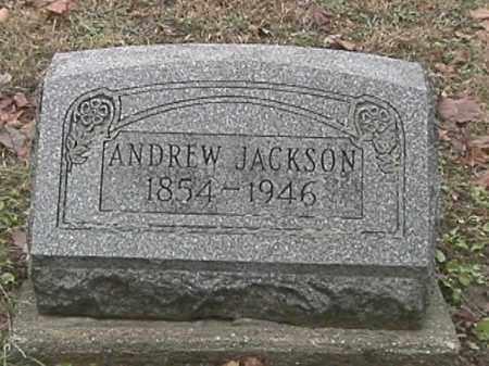 PENCE, ANDREW JACKSON - Champaign County, Ohio | ANDREW JACKSON PENCE - Ohio Gravestone Photos
