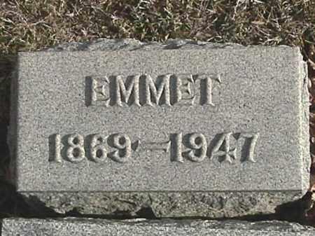 PENCE, EMMET - Champaign County, Ohio | EMMET PENCE - Ohio Gravestone Photos