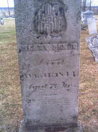 PENCE, HENRY - Champaign County, Ohio   HENRY PENCE - Ohio Gravestone Photos