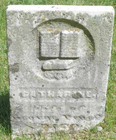 PENCIL, CATHARINE - Champaign County, Ohio | CATHARINE PENCIL - Ohio Gravestone Photos
