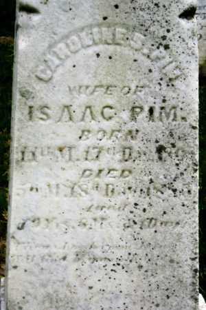 PIM, CAROLINE S. - Champaign County, Ohio | CAROLINE S. PIM - Ohio Gravestone Photos