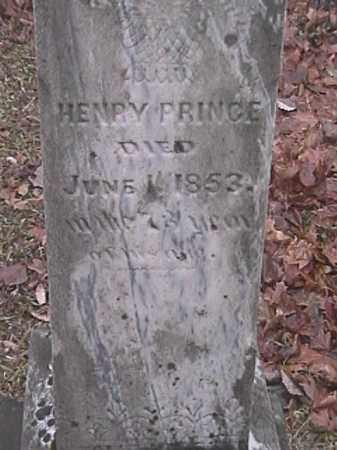 PRINCE, HENRY - Champaign County, Ohio | HENRY PRINCE - Ohio Gravestone Photos