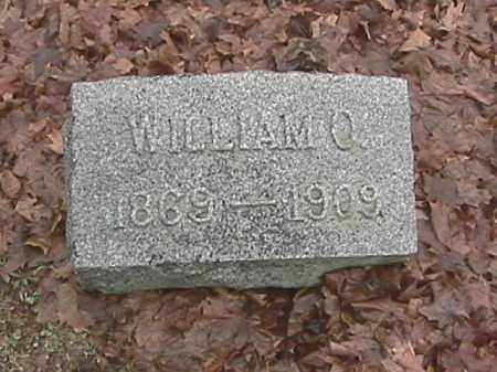 PRINCE, WILLIAM O. - Champaign County, Ohio | WILLIAM O. PRINCE - Ohio Gravestone Photos