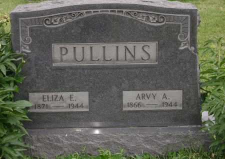 SPENCER PULLINS, ELIZA E. - Champaign County, Ohio | ELIZA E. SPENCER PULLINS - Ohio Gravestone Photos