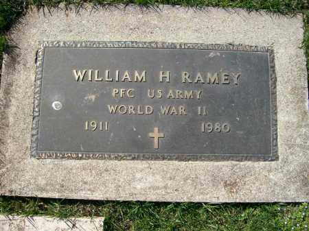 RAMEY, WILLIAM H. - Champaign County, Ohio | WILLIAM H. RAMEY - Ohio Gravestone Photos