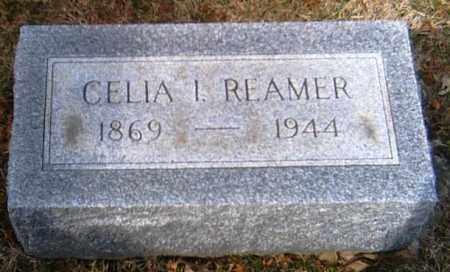 REAMER, CELIA I. - Champaign County, Ohio | CELIA I. REAMER - Ohio Gravestone Photos