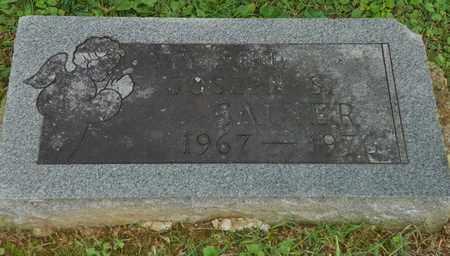 SALYER, JOSEPH S. - Champaign County, Ohio | JOSEPH S. SALYER - Ohio Gravestone Photos