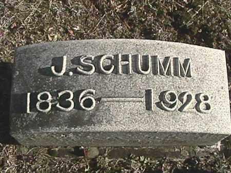 SCHUMM, JONATHAN - Champaign County, Ohio | JONATHAN SCHUMM - Ohio Gravestone Photos