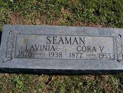 SEAMAN, CORA V. - Champaign County, Ohio | CORA V. SEAMAN - Ohio Gravestone Photos