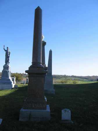 SEAMAN, LEWIS S. - Champaign County, Ohio | LEWIS S. SEAMAN - Ohio Gravestone Photos