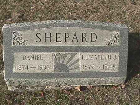 SHEPARD, ELIZABETH - Champaign County, Ohio | ELIZABETH SHEPARD - Ohio Gravestone Photos