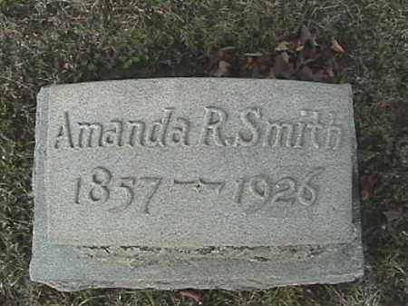 SMITH, AMANDA R. - Champaign County, Ohio | AMANDA R. SMITH - Ohio Gravestone Photos
