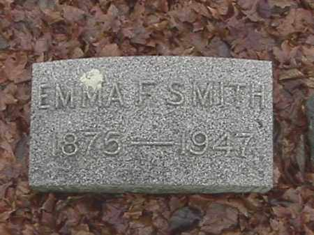 SMITH, EMMA FRANCES - Champaign County, Ohio | EMMA FRANCES SMITH - Ohio Gravestone Photos
