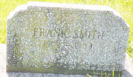 SMITH, FRANK - Champaign County, Ohio | FRANK SMITH - Ohio Gravestone Photos