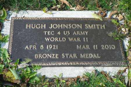 SMITH, HUGH JOHNSON - Champaign County, Ohio | HUGH JOHNSON SMITH - Ohio Gravestone Photos