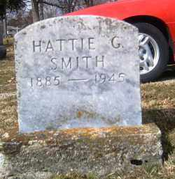SMITH, HATTIE - Champaign County, Ohio | HATTIE SMITH - Ohio Gravestone Photos