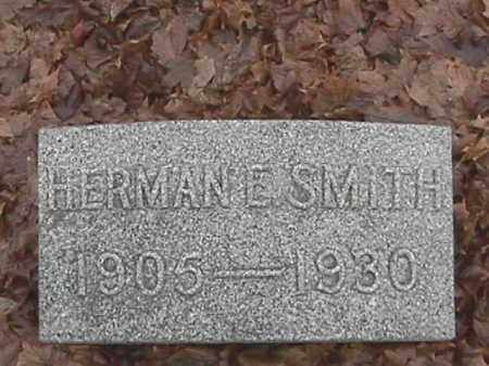 SMITH, HERMAN E. - Champaign County, Ohio | HERMAN E. SMITH - Ohio Gravestone Photos