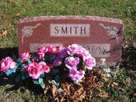 SMITH, BERTHA L. - Champaign County, Ohio | BERTHA L. SMITH - Ohio Gravestone Photos