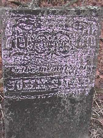 SNAPP, JOHN - Champaign County, Ohio | JOHN SNAPP - Ohio Gravestone Photos
