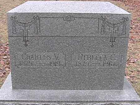 SPRAGUE, REBECCA C. - Champaign County, Ohio | REBECCA C. SPRAGUE - Ohio Gravestone Photos