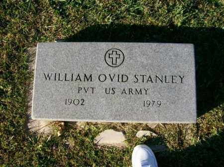 STANLEY, WILLIAM ORVID - Champaign County, Ohio | WILLIAM ORVID STANLEY - Ohio Gravestone Photos